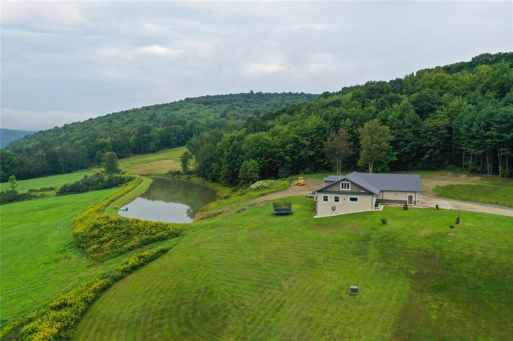 Welcome Home to 100 Hunters Brae Road 14859  Lockwood, NY15 Acres of Amazing!!