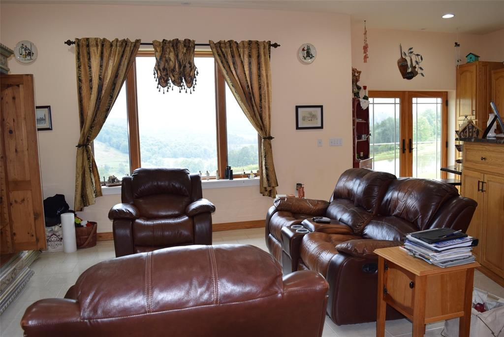 View 2 of great room!
