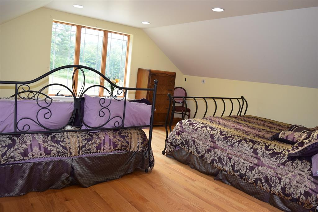 17x17 3rd Bedroom upstairs.  Currently has 2 King size beds to accommodate visiting family!
