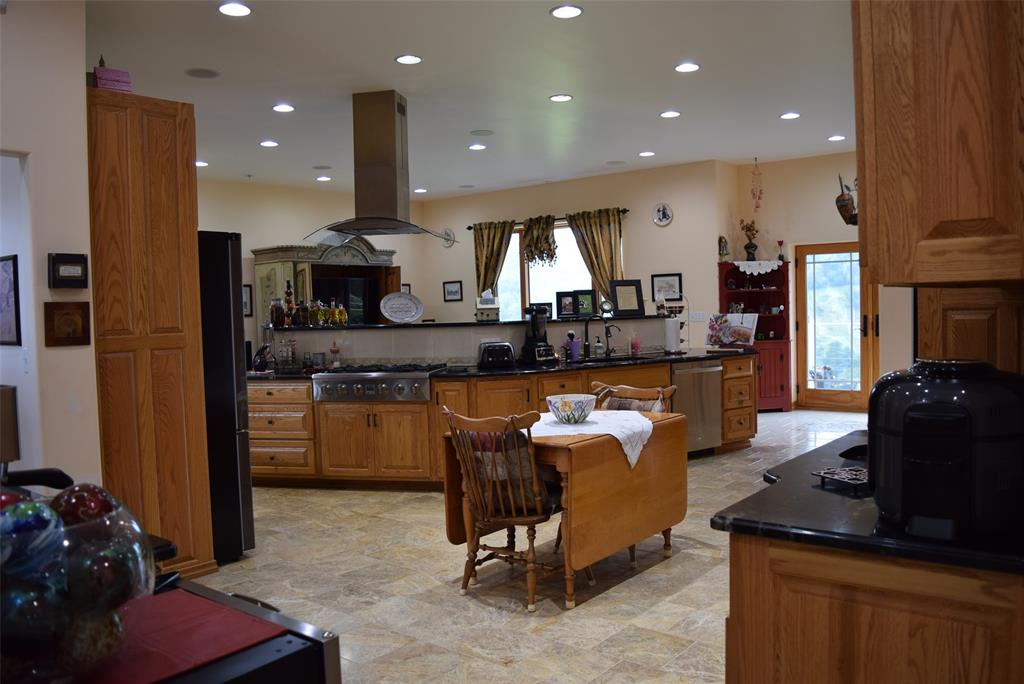 View 1 of this spectacular custom 26x35' kitchen/Great Room!
